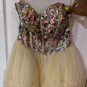 💎💎💎Prom/Birthday Dress!💎💎💎 BLING BLING!